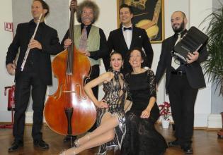 Tangoabend mit Ensemble Opera Tango