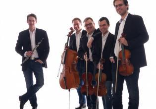 Sedláček Quartett und Lukas Pavlíček, Oboe