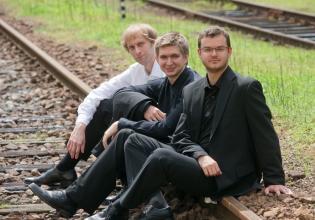 Dvořák-Trio, Prag