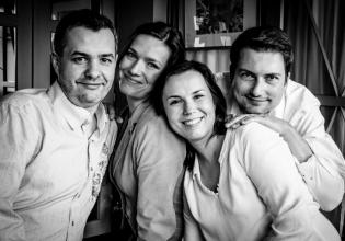 Škampa Quartett, Prag und Ib Hausman, Klarinette