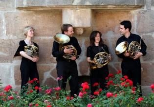 Ensemble Cordial (4 Hornisten)