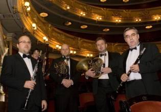 Wind Quintet, Prag